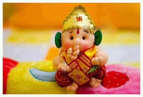 ! Lord Ganesh - Cute