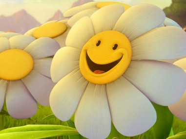 flower-smiley-faces